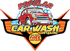 Popular Car Wash Logo